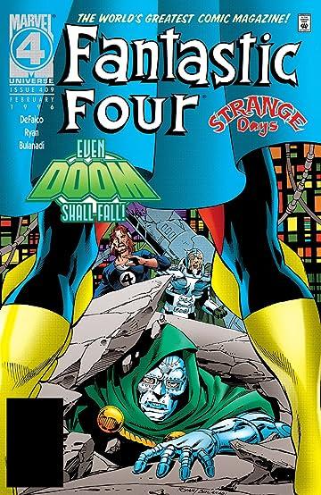 Fantastic Four (1961-1998) #409