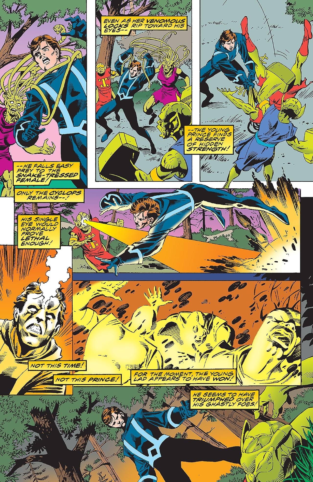 Fantastic Four (1961-1998) #411