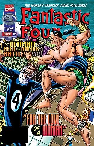 Fantastic Four (1961-1998) #412