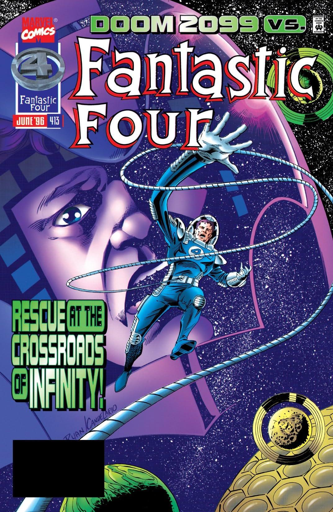 Fantastic Four (1961-1998) #413