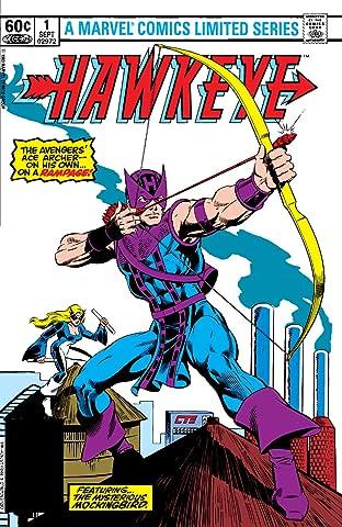 Hawkeye (1983) No.1 (sur 4)