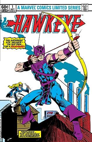 Hawkeye (1983) #1 (of 4)