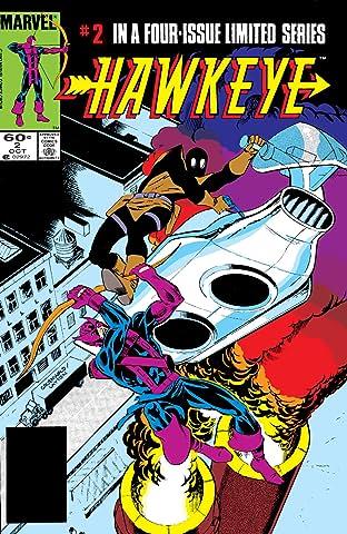Hawkeye (1983) No.2 (sur 4)