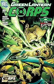 Green Lantern Corps (2006-2011) #18
