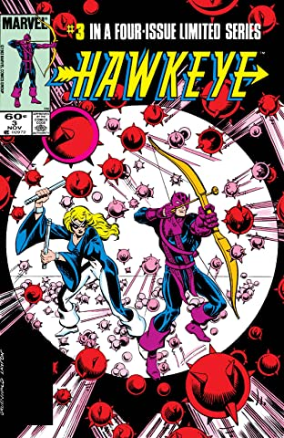 Hawkeye (1983) No.3 (sur 4)
