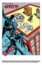 Hawkeye (1983) #3 (of 4)