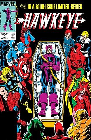 Hawkeye (1983) No.4 (sur 4)