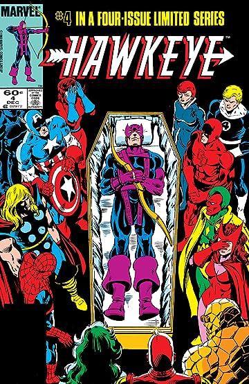 Hawkeye (1983) #4 (of 4)