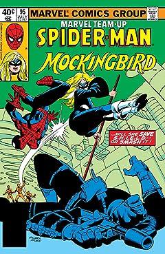 Marvel Team-Up (1972-1985) #95