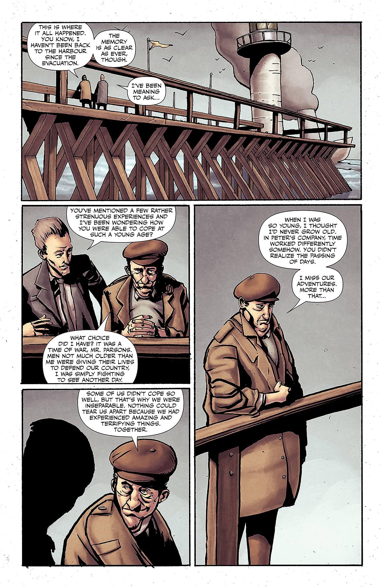 Peter Panzerfaust #3