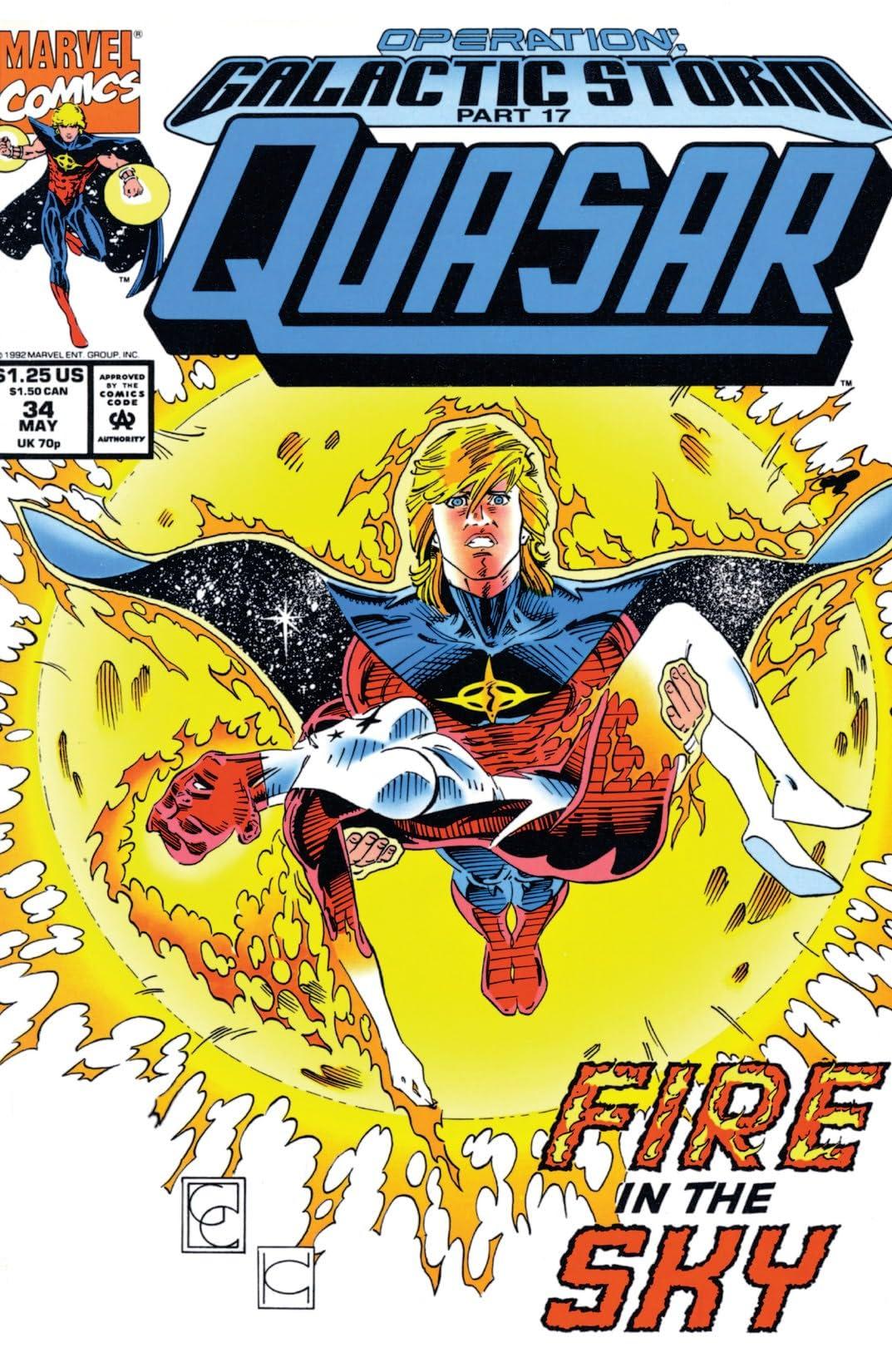 Quasar (1989-1994) #34