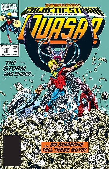 Quasar (1989-1994) #35