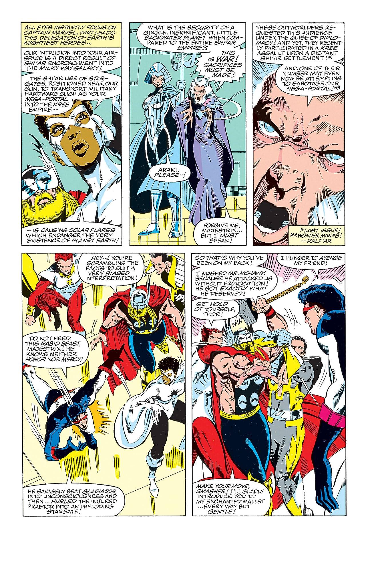 Thor (1966-1996) #446