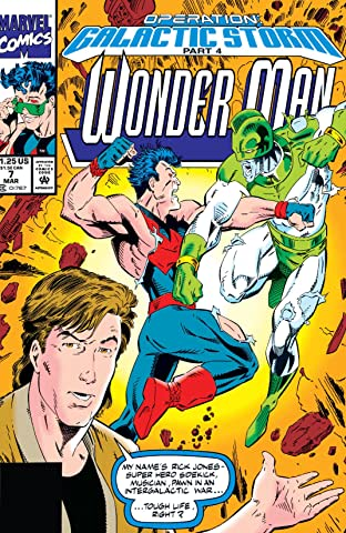 Wonder Man (1991-1994) No.7