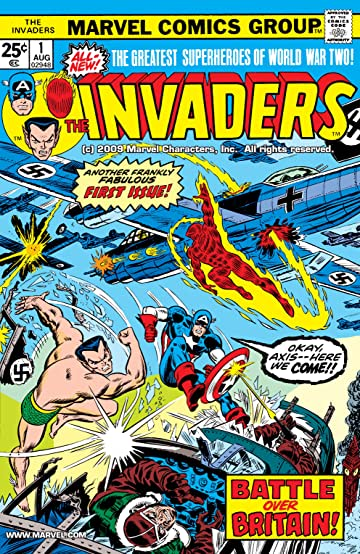 Invaders (1975-1979) #1
