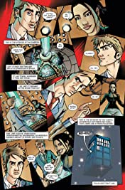 Doctor Who: The Tenth Doctor Archives #1