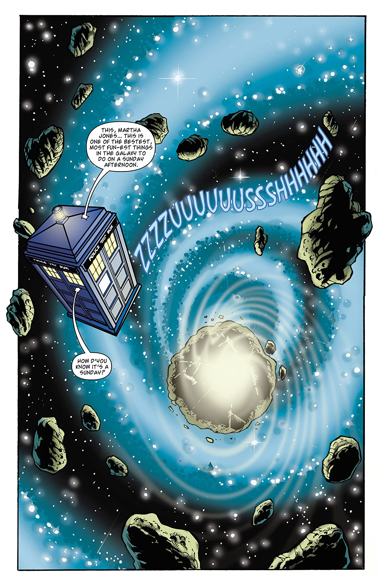 Doctor Who: The Tenth Doctor Archives #3