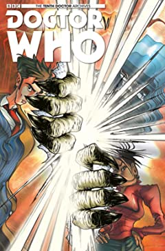 Doctor Who: The Tenth Doctor Archives #6