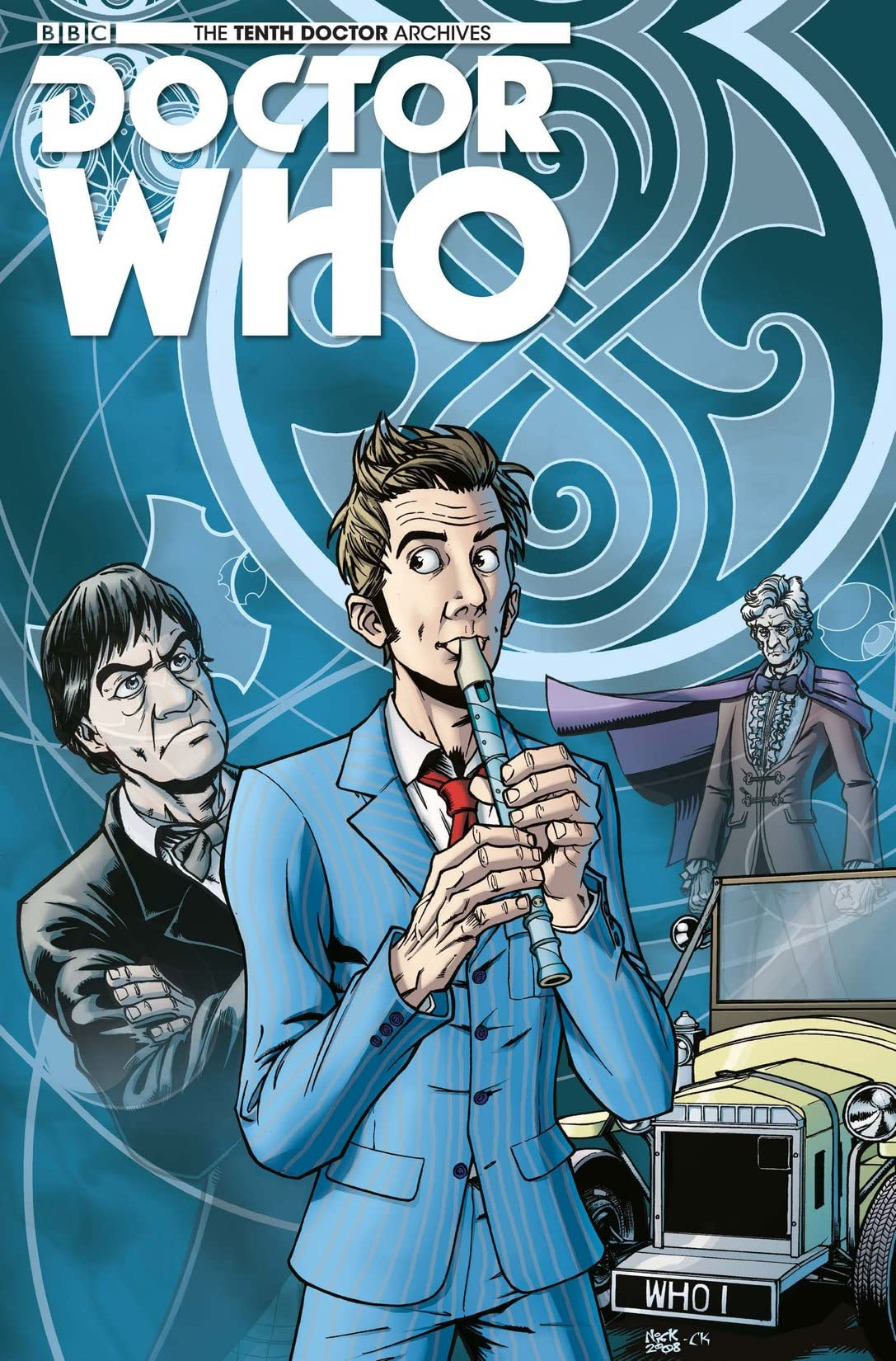 Doctor Who: The Tenth Doctor Archives #8