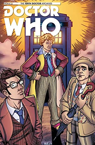 Doctor Who: The Tenth Doctor Archives #10