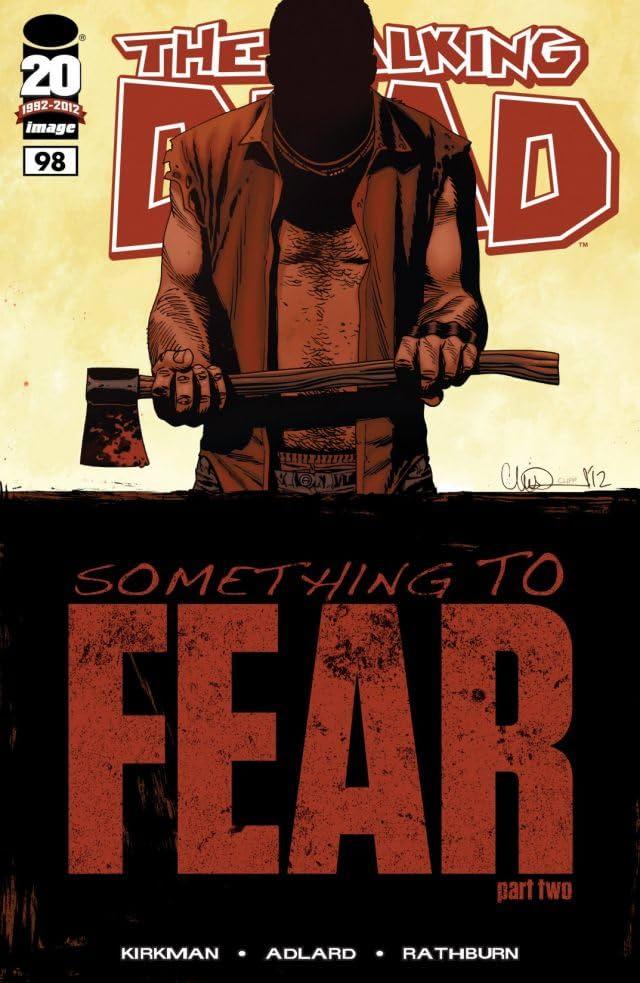 The Walking Dead #98