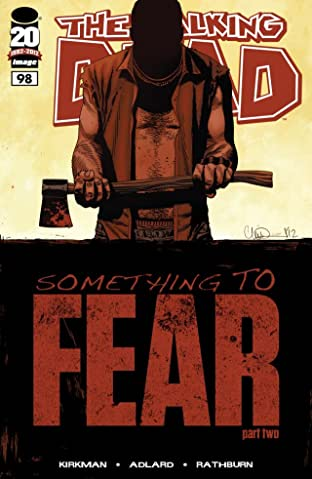 The Walking Dead No.98