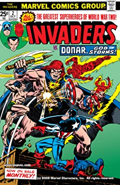 Invaders (1975-1979) #2