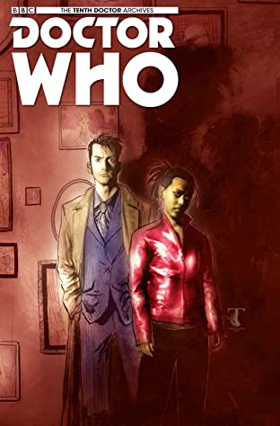 Doctor Who: The Tenth Doctor Archives No.13