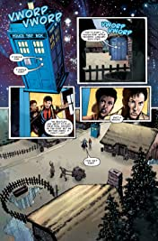 Doctor Who: The Tenth Doctor Archives #16
