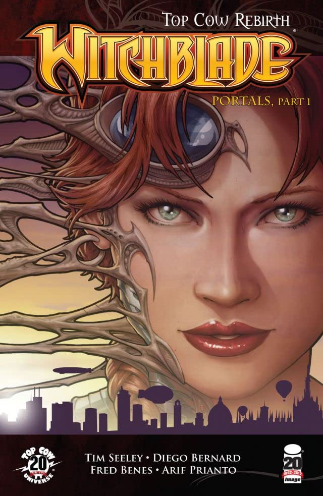 Witchblade #157