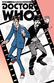 Doctor Who: The Tenth Doctor Archives #19