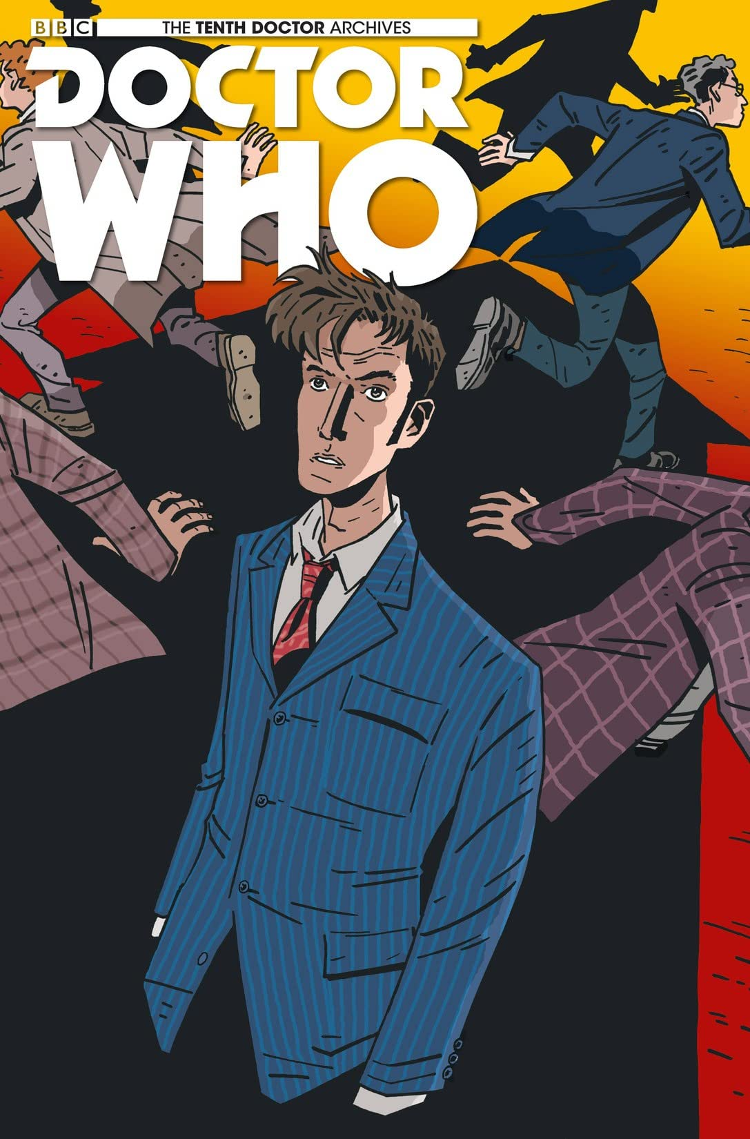 Doctor Who: The Tenth Doctor Archives #20