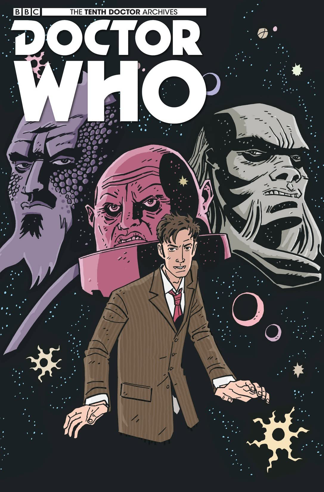 Doctor Who: The Tenth Doctor Archives #22