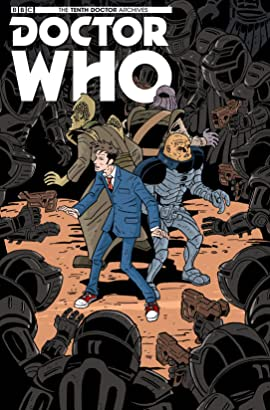 Doctor Who: The Tenth Doctor Archives #23