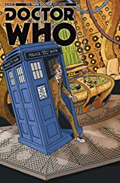 Doctor Who: The Tenth Doctor Archives #25