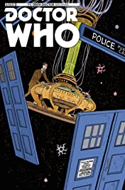 Doctor Who: The Tenth Doctor Archives #26