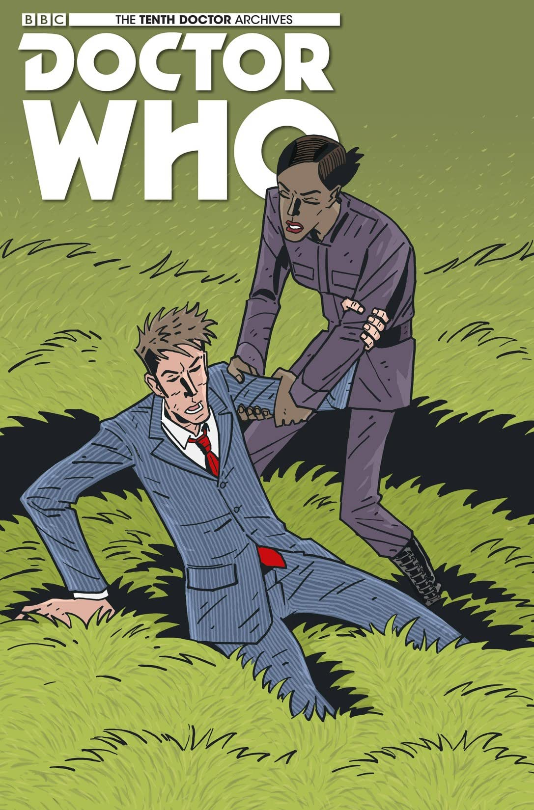 Doctor Who: The Tenth Doctor Archives #28