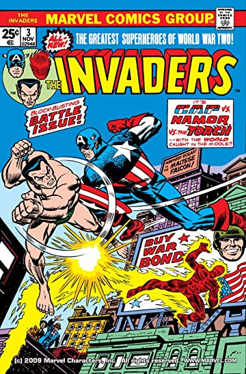 Invaders (1975-1979) #3