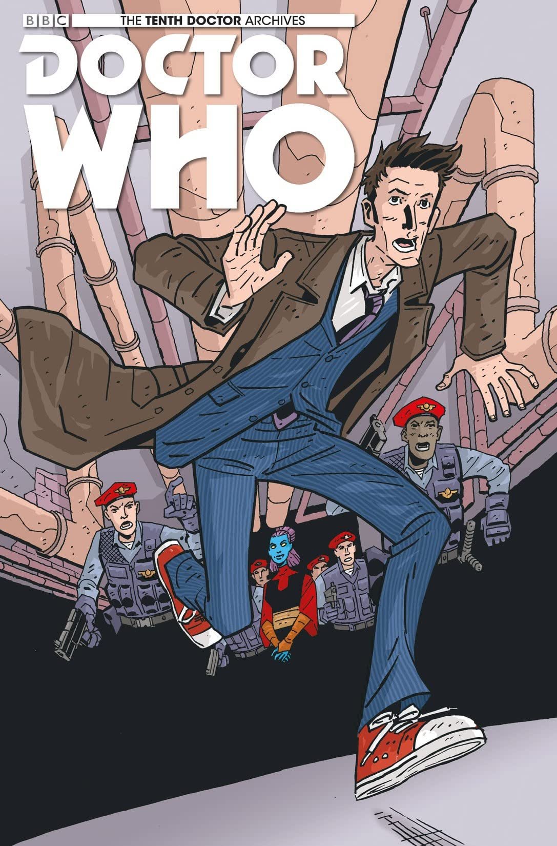 Doctor Who: The Tenth Doctor Archives #30