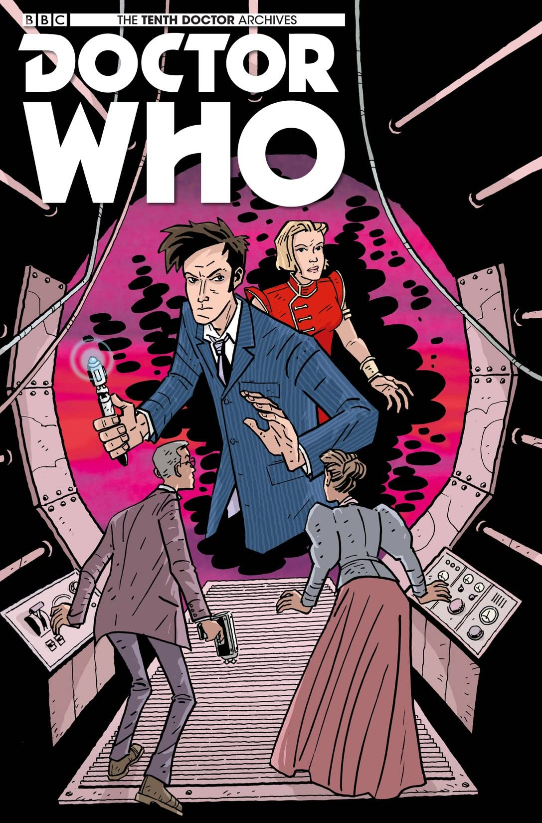 Doctor Who: The Tenth Doctor Archives #31