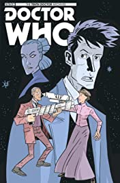Doctor Who: The Tenth Doctor Archives #33