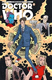 Doctor Who: The Tenth Doctor Archives #34