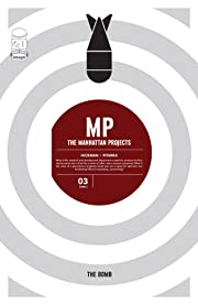 The Manhattan Projects #3