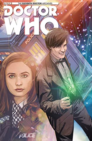 Doctor Who: The Eleventh Doctor Archives No.1