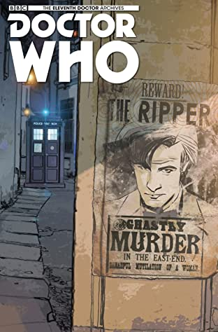 Doctor Who: The Eleventh Doctor Archives No.2
