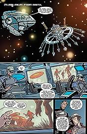 Formic Wars: Silent Strike #4 (of 5)
