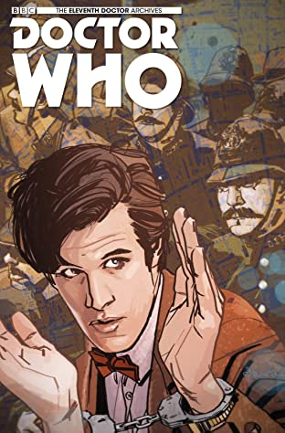 Doctor Who: The Eleventh Doctor Archives No.3