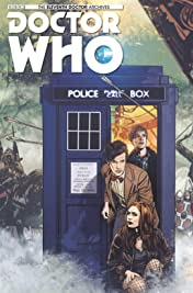 Doctor Who: The Eleventh Doctor Archives #5