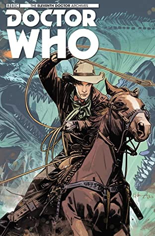 Doctor Who: The Eleventh Doctor Archives #6