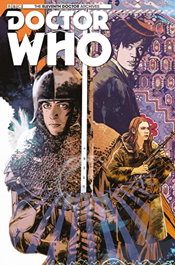 Doctor Who: The Eleventh Doctor Archives #7